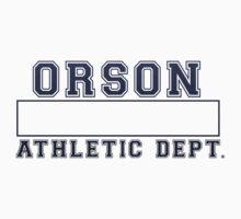Orson Athletic Dept. (Gradient Colour) Kids Tee