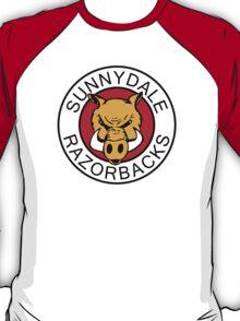 Sunnydale Razorbacks Classic Logo T-Shirt