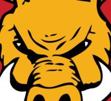 Sunnydale Razorbacks Classic Logo Sticker