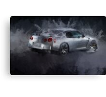 Fast Car 2 Canvas Print