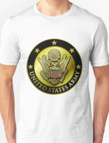 U. S. Army Logo Black T-Shirt
