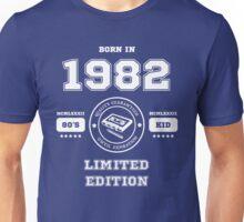 Born in 1982 Unisex T-Shirt