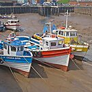 Bridlington harbour by spemj