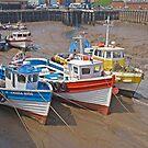 Bridlington harbour by spemj