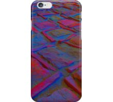 Square Stones Pathway Number 7 iPhone Case/Skin