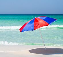 Beach Umbrella by Shelby Young