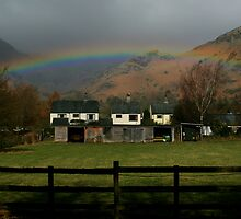 Coniston Rainbow by BJChambers