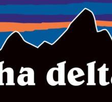 Alpha Delta Pi Patagonia Sticker