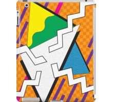 Totally 80s 2 iPad Case/Skin