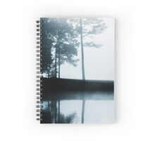 Mysterious Tranquility Spiral Notebook