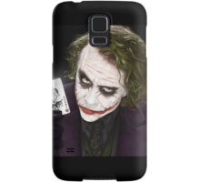 Joker And His Card Samsung Galaxy Case/Skin