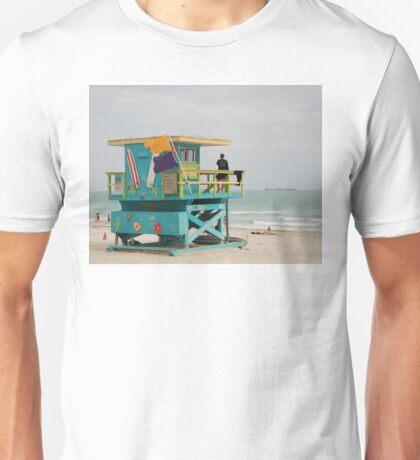 miami beach colours Unisex T-Shirt