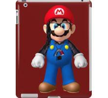 Super Skrillario! iPad Case/Skin