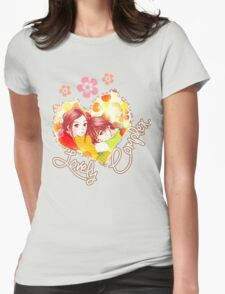 Lovely Complex - LoveCom Womens Fitted T-Shirt