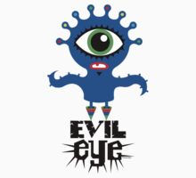 Evil Eye - on lights  Kids Clothes