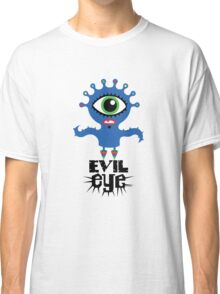 Evil Eye - on lights  Classic T-Shirt