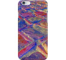 Square Stones Pathway Number 10 iPhone Case/Skin