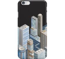Picture of the city for iPhone iPhone Case/Skin