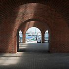 Arches to Water by ARSinclair