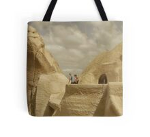 A Less Intricate World Tote Bag