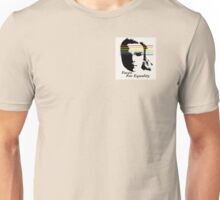 Faces for Equality Logo Unisex T-Shirt