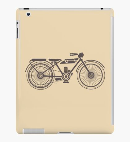 motorcycles iPad Case/Skin