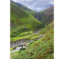 Grey Mare's Tail Nature Reserve Photographic Print