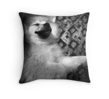 Hush little baby... Throw Pillow