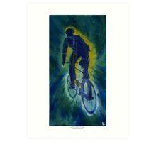 Pedal Art Print
