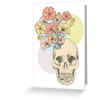 Vida Greeting Card
