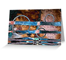 Untitled abstraction Greeting Card
