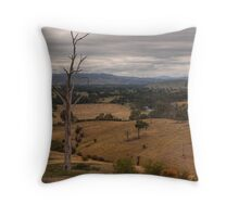 Sentinel over Acheron Throw Pillow
