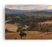 Goulburn River - Alexandra Canvas Print