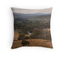 Goulburn River - Alexandra Throw Pillow