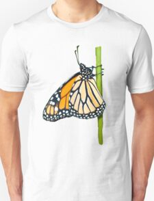 Monarch Butterfly (side view) T-Shirt
