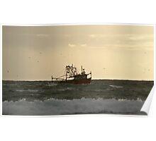 Tweed trawlers (cal image #12)  Poster