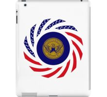 Atlanta Murican Patriot Flag Series iPad Case/Skin