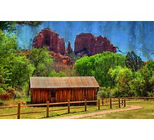 Sedona's Cathedral Rock Photographic Print