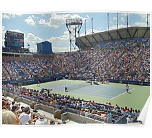 US Open 2010 - Armstrong Stadium Action Poster