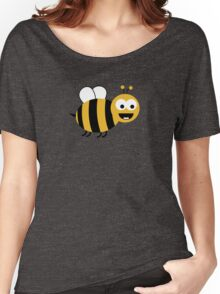 Funny Sweet Bee Women's Relaxed Fit T-Shirt
