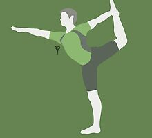 Wii Fit Trainer ♂ (Green) by ejstupid