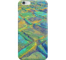 Square Stones Pathway Number 14 iPhone Case/Skin