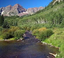Aspen Colorado by saxonfenken