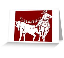 """Charro Up"" Greeting Card"