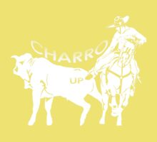 """Charro Up"" One Piece - Short Sleeve"