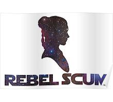 Princess - Scum Poster