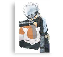 Naruto - Kakashi Canvas Print