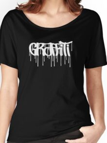 Graffiti Tag (Oldscholl underground style) Women's Relaxed Fit T-Shirt