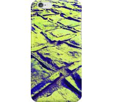 Square Stones Pathway Number 17 iPhone Case/Skin