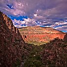 Rio Guadalupe Canyon by doorfrontphotos